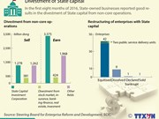 Divestment of State capital