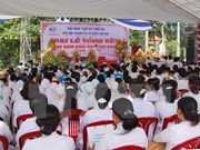 Cao Dai sect holds the religion's 90th founding anniversary