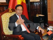 Deputy PM attends ASEAN-US, ASEAN-UN ministerial meetings