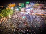 Hanoi announces nine more pedestrian streets