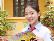 VN student wins int'l letter-writing contest