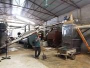 Vietnam's biggest fish powder mill inaugurated