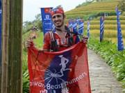 Czech runner wins 100km mountain race