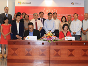 Microsoft Vietnam, Vietnam Silicon Valley sign MoU