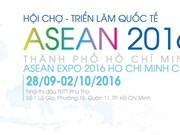 ASEAN International Expo 2016 opens in Ho Chi Minh City