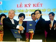 Binh Duong fosters ties with RoK