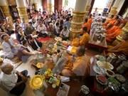 Greetings to Khmer in Vinh Long, Soc Trang on Sene Dolta Festival