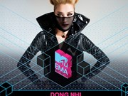 Pop star Dong Nhi to represent Vietnam at EMA 2016