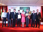 HDbank named Vietnam's best managed company