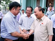 Hai Phong: PM urges Vinh Bao to become new-style rural district