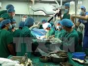 More pediatric liver transplantation in HCM City
