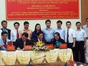Vietnam-Korea cooperation centre established in Thai Nguyen