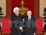 [Video] Party leader meets with Iranian President