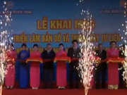 [Video] Kon Tum hosts Hoang Sa-Truong Sa exhibition