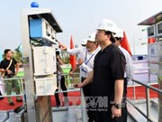 [Video] Large wastewater treatment plant inaugurated in Hanoi