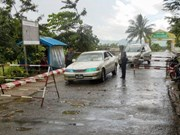 Myanmar tightens security in Rakhine State