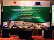 Vietnamese localities build green growth action plan