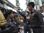 Thailand tightens security after bomb attack alert
