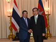 Cambodia, Thailand look to 15 bln USD trade in shortest time