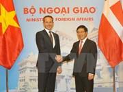 Vietnam, Denmark to facilitate ties in priority fields