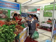 Safe farm products week kicks off in Hanoi
