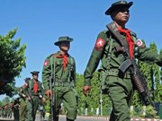 Myanmar: More gunmen killed by government troops