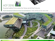 Int'l conference on sustainable concrete to open in Hanoi