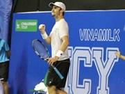 Australia's Thompson wins Vietnam Open