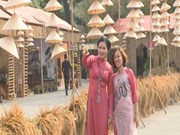 [Video] Promoting Ao dai's value in tourism development
