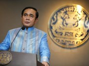 [Video] Thai PM: government firm on roadmap