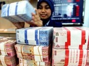 Indonesian foreign debts see slowdown
