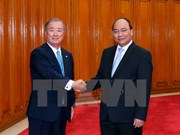 Prime Minister hosts Japanese businesses, Bulgaria minister