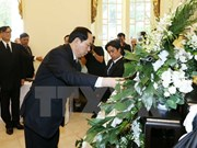 State President pays tribute to late Thai King