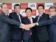 Japanese businesses team up to woo Southeast Asians