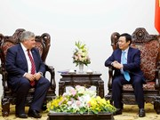 UK called to join economic restructuring in Vietnam