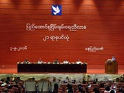Myanmar gov't accepts four points demanded by non-signatories to NCA