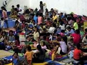 Typhoon Haima kills at least four in Philippines