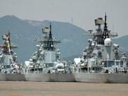 Chinese navy ships visit Cam Ranh int'l port