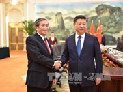 [Video] Vietnam, China propel bilateral ties