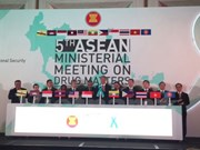 ASEAN adopts plan on fighting drug abuse