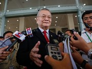 Cambodia: NEC rejects opposition party's election-related request