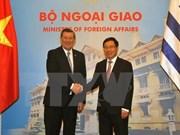 [Video] Vietnam, Uruguay to boost trade ties
