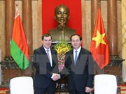 [Video] Vietnam, Belarus enhance ties in law enforcement