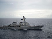 Vietnam calls for law observance at sea, ocean