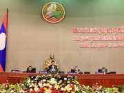 Eighth Lao National Assembly opens second session