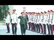 Vietnam, Singapore boost defence cooperation