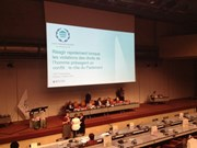 Vietnam highlights parliaments' role in human right promotion
