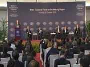 [Video] World Economic Forum on the Mekong Region