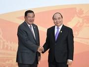 Vietnam, Cambodia promote cooperative ties