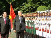 Vietnam, Myanmar to enhance political-diplomatic ties